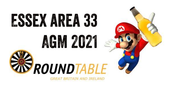 Area 33 AGM 2021
