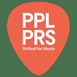 PPL PRS Logo - Standard (Orange)